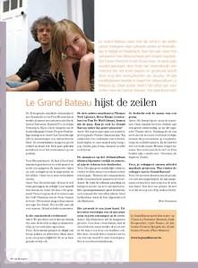 Pas Uit Oost-Vlaanderen juni Le Grand Bateau