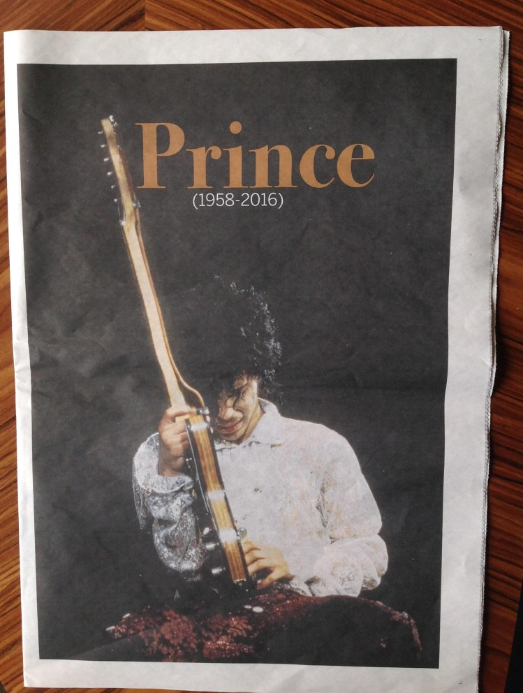 Prince De Standaard